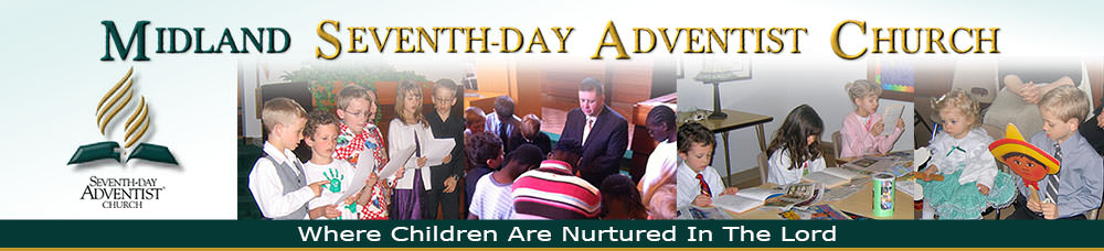 Midland Seventh-day Adventist Church--Children's Sabbath